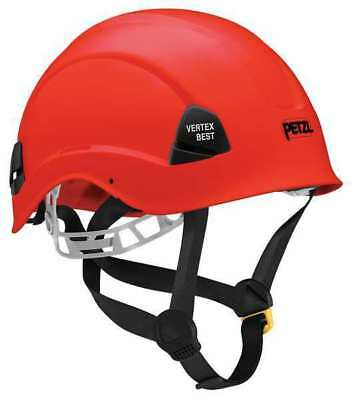 PETZL A10BRA Rescue Helmet, Red, 6 Point