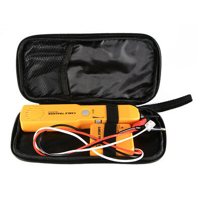 Telephone Network Cable Tracker Wire Line RJ11 Finder Tester Toner Tool BI639