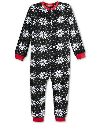 CHARTER CLUB $34 NEW 0633 Infant Jumpsuit Unisex Baby Toddler One-Piece 12 MO