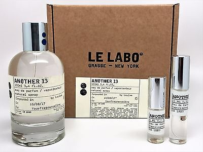 Le Labo - Another 13 Edp (6Ml,10Ml) Free Shipping +1 Ml Free Sample From Le Labo