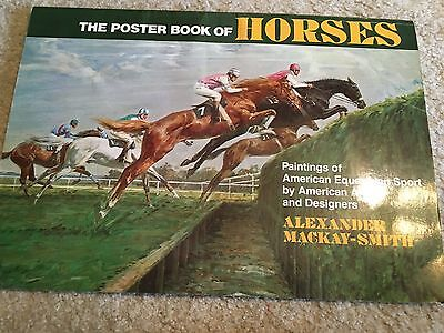 Saddlebred, Vintage 1978 Poster Book of Horses: George Ford Morris (Bargain)