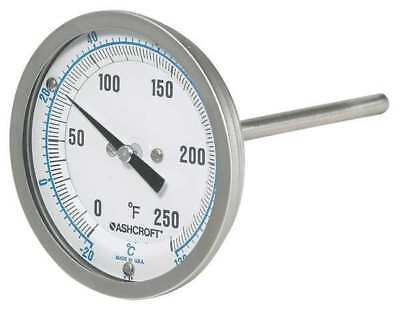 Dial Thermometer, Ashcroft, 30EI60R