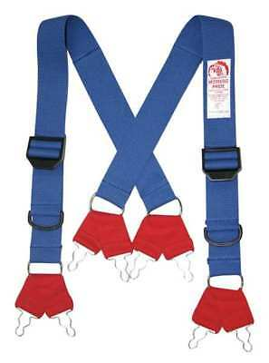 Fire Fighting Pant Suspenders, Non Flame Resistant Webbing, X-Long