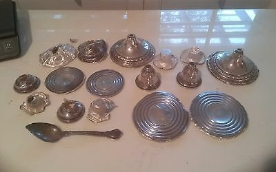 Scrap Sterling Silver Lot. 4.75 Ounces 136 Grams All Scrap All Marked Sterling