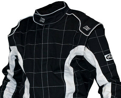 K1 - Triumph SFI-1 Auto Racing Jacket - SFI 3.2A/1 - Childrens Sizes - Closeout!