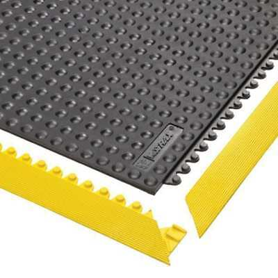Antifatigue Mat,Black,2ft. x 3ft. CONDOR 8AL15