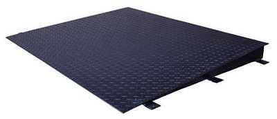 PINNACLE 101012-55R Ramp, 48 in. L x 60 in. W x 6 in. H