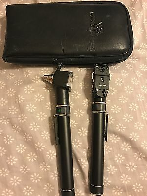 Welch Allyn Pocketscope Diagnostic Set--Otoscope & Ophthalmoscope