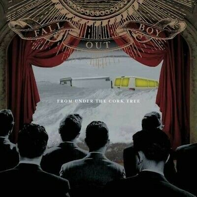 Fall Out Boy From Under The Cork Tree 180gm Vinyl 2 LP NEW sealed