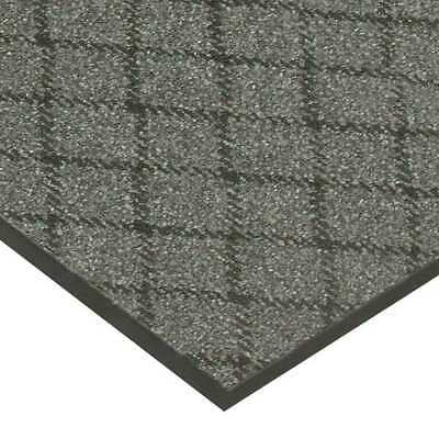 Carpeted Entrance Mat,Charcoal,4ft.x6ft. NOTRAX 125S0046CH