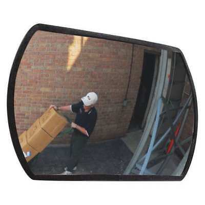 Outdoor Convex Mirror, See All Industries, PLXO2436