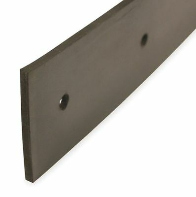"Tough Guy Black 36"" Replacement Squeegee Blade, 3PYV2"