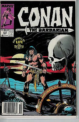 Conan The Barbarian - 223 - Marvel - October 1989