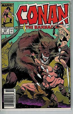 Conan The Barbarian - 224 - Marvel - November 1989