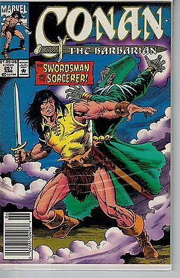 Conan The Barbarian - 257 - Marvel - June 1992