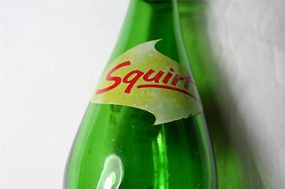 Rare Collectors 1965 SQUIRT 12 oz ACL Green Soda Pop Bottle