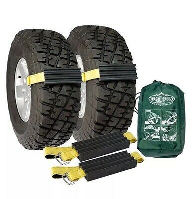 """Trac-Grabber """"The Get Unstuck"""" Traction Solution For Trucks, Large Suv"""