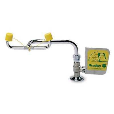 Safety Eyewash, Deck Mount BRADLEY S19-270B