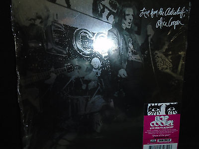 "Alice Cooper  ‎Live From The Astroturf Rsd 7"" Vinyl Numbered Sealed OOP"