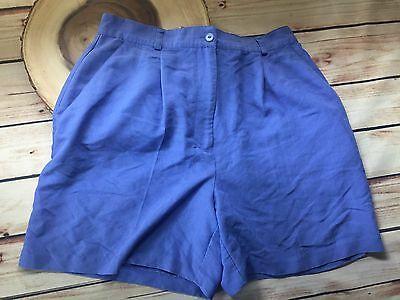 3ae401b8f2 EP PRG SIZE 10 Women's Purple High Waisted Shorts - $12.95 | PicClick