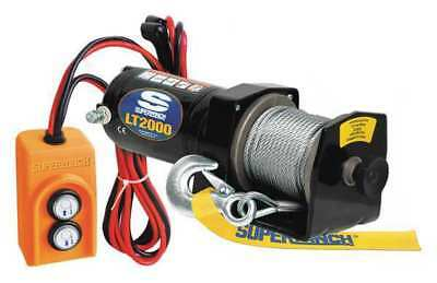 Electric Winch,1HP,12VDC SUPERWINCH 1220210