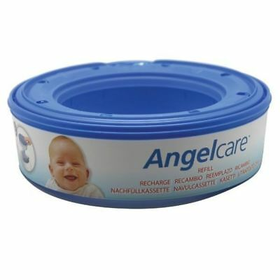 Angelcare AC900 Nappy Disposal System Refill Cassette - Lasts approx 128 nappies