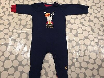 joules baby boy 3-6 Months