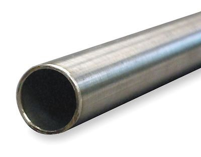 """1-3/4"""" OD x 6 ft. Seamless 304 Stainless Steel Tubing, 3CAC1"""