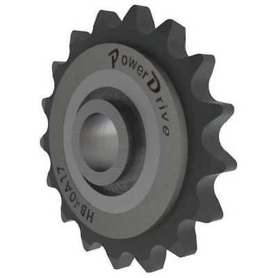 POWER DRIVE HB60A13X5/8 Idler Sprocket,Ball, ANSI 60