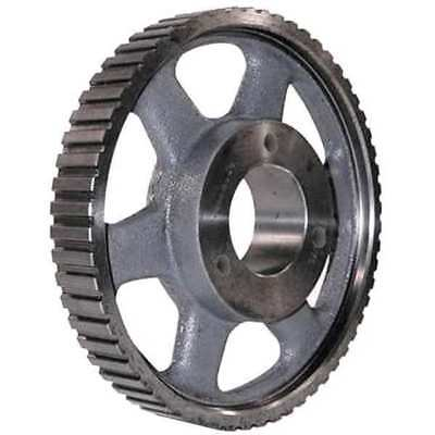 POWER DRIVE 60LH100 Gearbelt Pulley, L, 60 Grooves