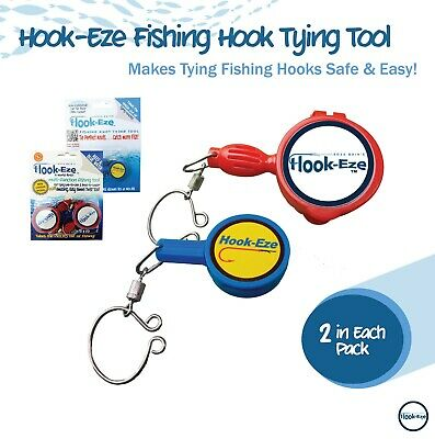 New Hook Eze Fishing Gear Double Deal Combo