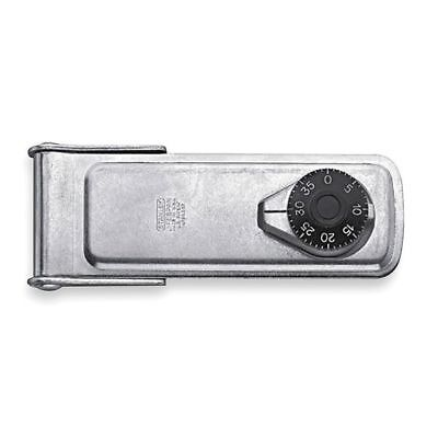 Latching Combination Lock Hasp,6 In. L ZORO SELECT 1RBP5