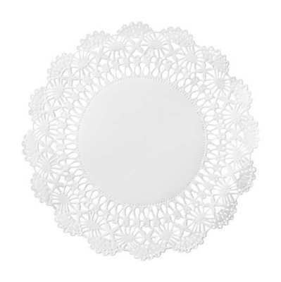 HOFFMASTER 500233 Doily, Disposable, Paper, 4 in., PK 1000