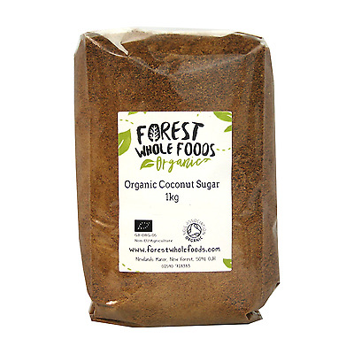 Organic Raw Coconut Palm Sugar