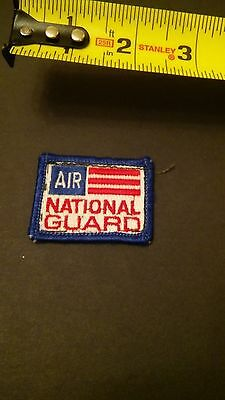 Us Air National Guard Patch