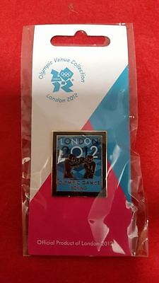 Code 1749 Olympics London 2012 Venue Sports Logo Pictogram Pin Rowing