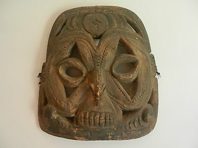 HUGE Kapriman Savi Mask, Papua New Guinea, Middle Sepik River, 19th/20th