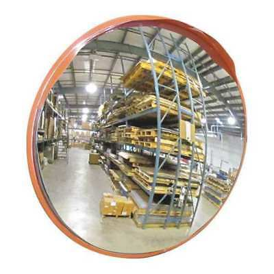 2GVZ1 Convex Mirror, 34Dia, Stainless Steel