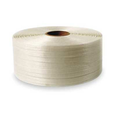 CARISTRAP HM 85 Strapping, Polyester, 1646 ft. L, PK 2