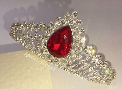 PCR60 crown for Princess Elena of Avalor Costume tiara cosplay face charactor