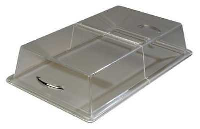 CARLISLE SC29GR07 Hinged Pastry Tray Cover, PK 3