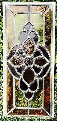 Stained Glass Window For Door