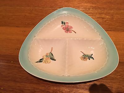 Vintage Genuine StaffordShire Shorter & Sons Hand Painted Platter Dish