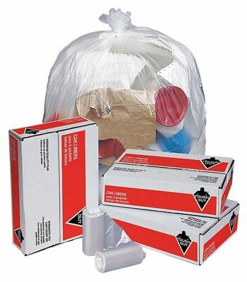 Trash Bags, 10 gal., 5 micron, PK1000 TOUGH GUY 49P429