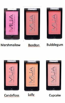 MUA Make Up Academy Blush Blusher Contouring Highlighter Fastest eBay Post