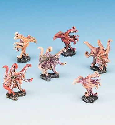 Freebooter's Fate - Zombie Oktopusse 6-teilig - Freebooter Miniatures ZUB014