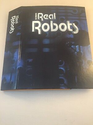 ULTIMATE REAL ROBOTS MAGAZINES Issues: 1 – 20 collection 2001