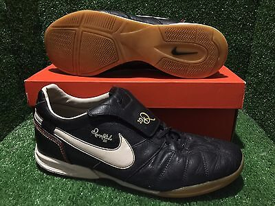 088f292bce0 Nike Tiempo R10 Ronaldinho Indoor Futsal Total 90 T90 Ctr360 Soccer Shoes  11 10