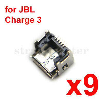 JBL Flip 4 3 Micro USB Charging Connector Charge 3 Xtreme Soldering Port Socket