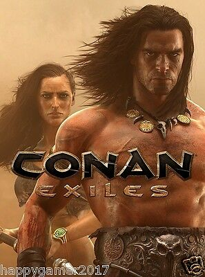 Conan Exiles - PC Global Play  Not Key/Code- Günstigst